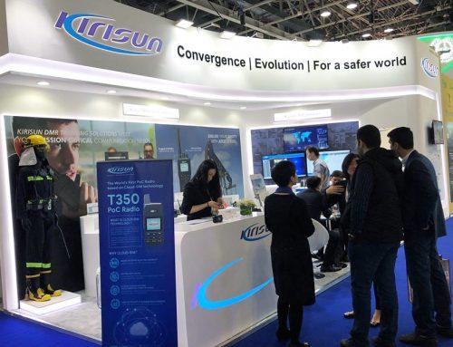 Kirisun Debuts at Intersec 2020 with DMR and PoC Solutions