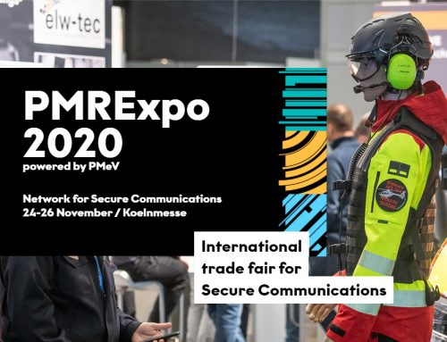 PMRExpo 2020 Network for Secure Communications