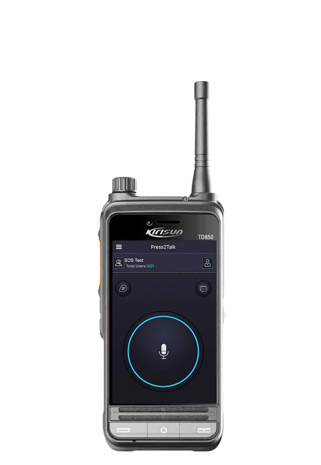 TDE850 LTE + DME Multimode Radio